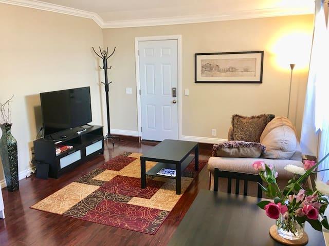 Comfortable & Private, Valley 1 Bedroom Hideaway