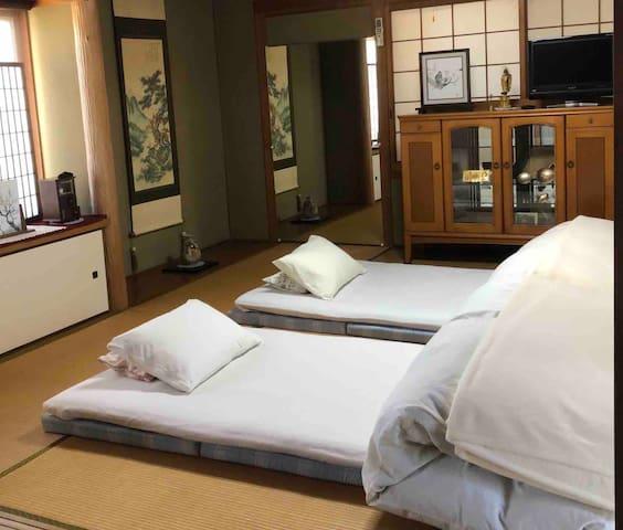 お宿 遠藤 まるまる貸切 和の趣あふれる貸切の一軒家 Japanese private house