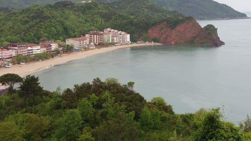 Panoromic Sea View Flat 2+1 - Amasra - Appartement