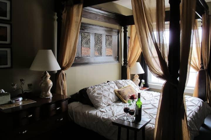 16 Unique Theme rooms in a motel