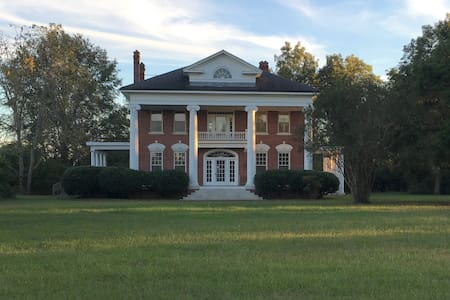 Beautiful Farm House near Tuscaloosa