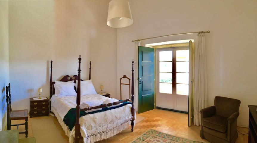 Casa na Praia do Ribatejo - Quarto2 - Praia do Ribatejo