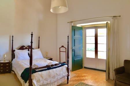 Casa na Praia do Ribatejo - Quarto2 - Praia do Ribatejo - Casa