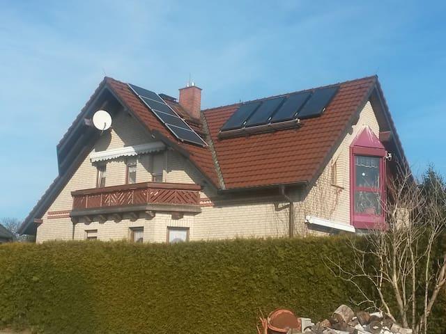 FEWO Bock im Lausitzer Seenland - Elsterheide - Vindsvåning
