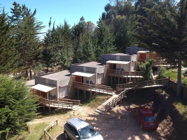Cabañas NAVITAS Cahuil Pichilemu