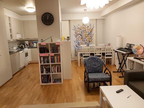 One-bedroom furnished apartment, Tuomarila, Espoo