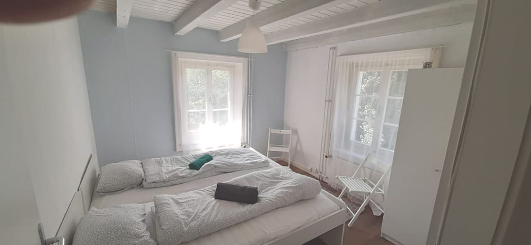 Cozy, Modern PRIVATE Room for 2pax at GUESTHOUSE