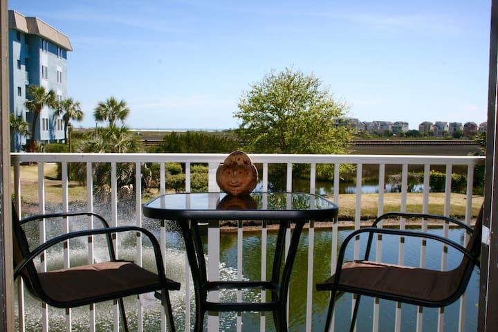 Ocean View & Resort Amenities