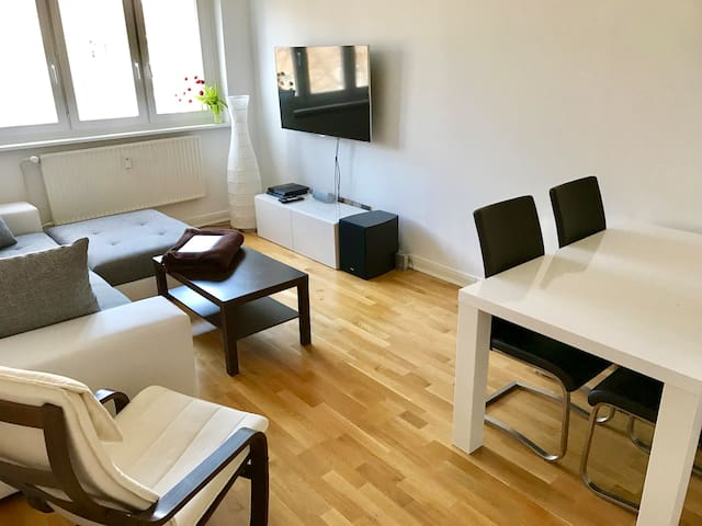 70qm Wohnung in Winterhude / Alster - Hambourg - Appartement