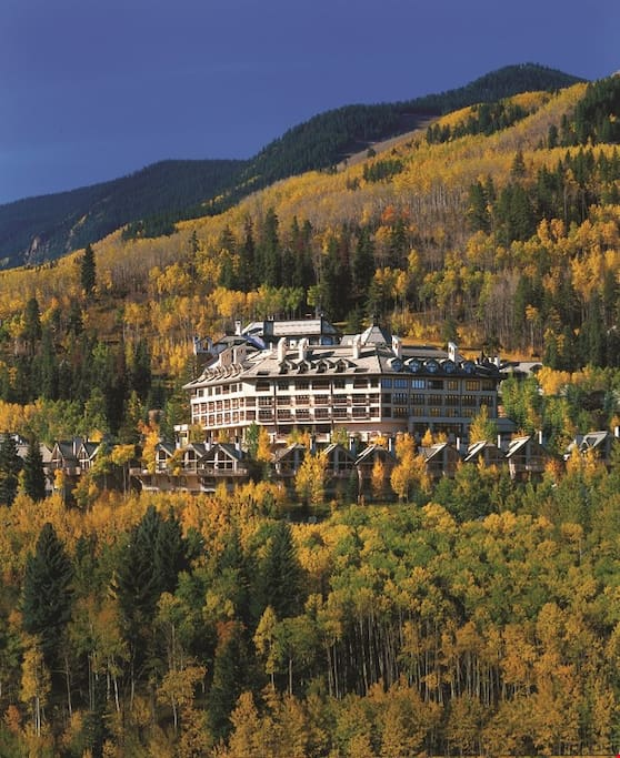 Welcome to your gorgeous lodge in the mountains, beautiful in every season.