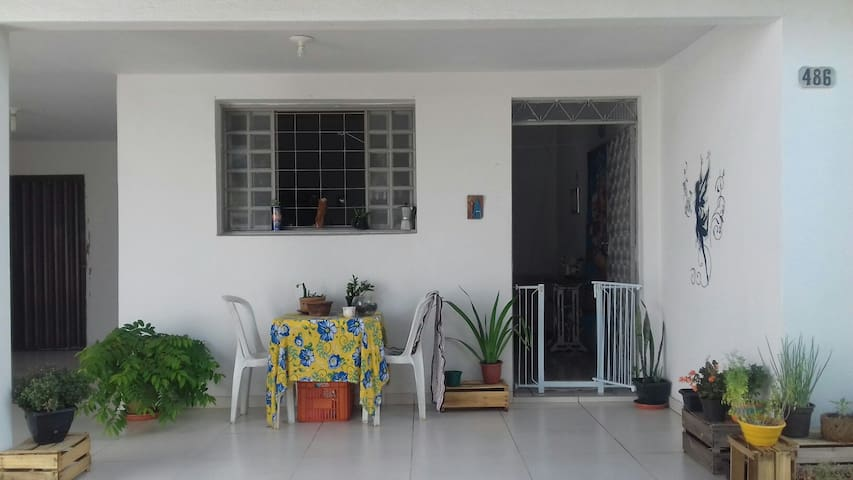 Uma casinha de amor - Goiânia - Casa