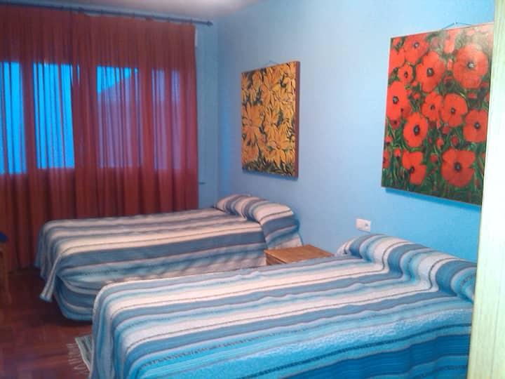CENTRO PLAZA GUZMÁN.  3 Dormitorios.