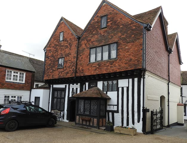 Medieval Timberframed House - Edenbridge - Дом