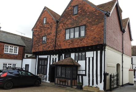 Medieval Timberframed House - Edenbridge