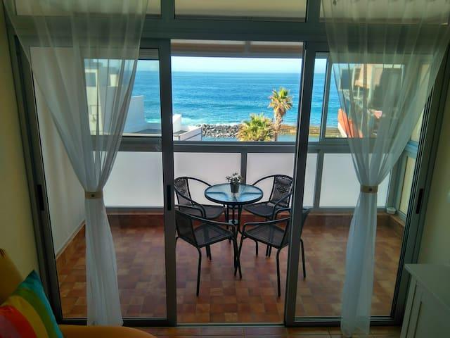 Apartamento Marianne A Pie De Playa