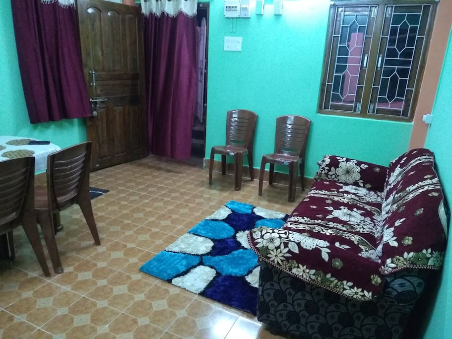 Common and dinning room