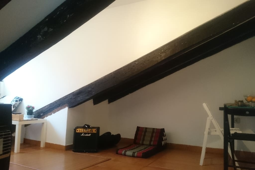 Planta baja  de la casa