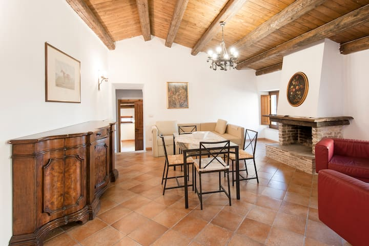 Splendida casa nell'antico Convento di Pettorano