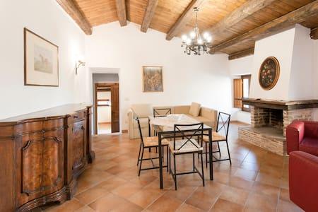 Splendida casa nell'antico Convento di Pettorano - Pettorano Sul Gizio - Wohnung
