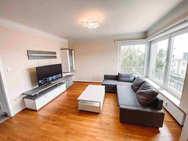 Luxembourg City apt- New & fully equipped (95m2)