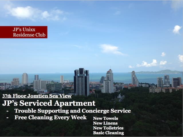 JP) UNIXX #3716 SERVICED [LUXURY STUDIO] APARTMENT