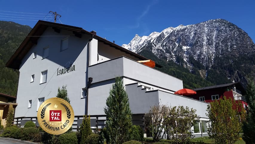 Haus Isabella Apartment 1 - Oetz, Oetztal, Tirol