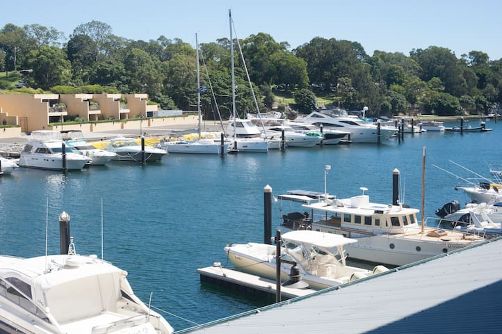 Sydney City & Harbourview Apartment - Woolloomooloo - Apartmen