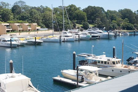 Sydney City & Harbourview Apartment - Woolloomooloo - Lägenhet