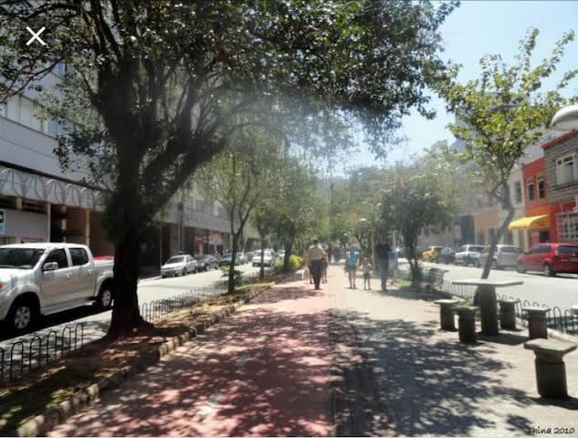 Suíte de Solteiro no Centro de Florianópolis