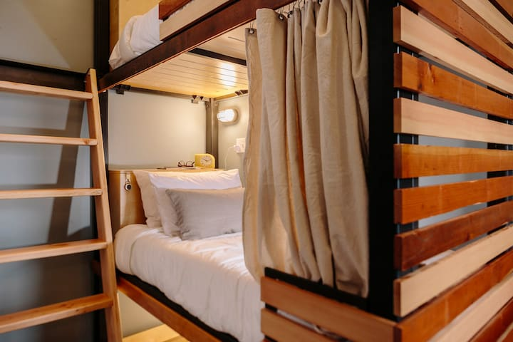 Bunk Bed at The Society Hotel