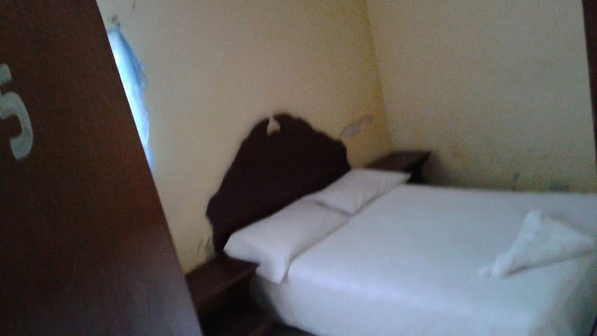 Room #5 @Seacrest Hotel Mariani Haiti - Mariani - Bed & Breakfast