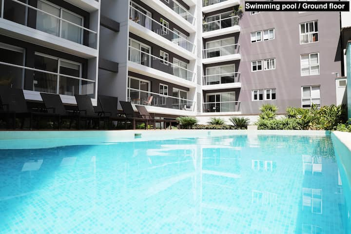 DISINFECTED CONDO MIRAFLORES CENTRAL/TOURIST AREA