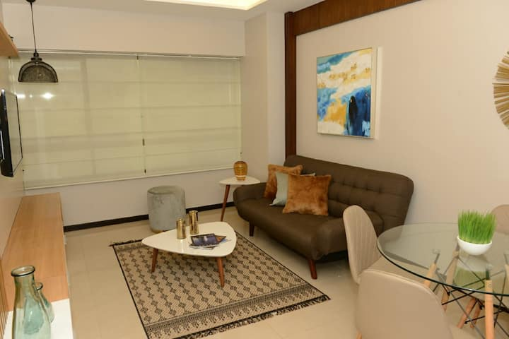 Guayaquil Suite de lujo y totalmente renovada!