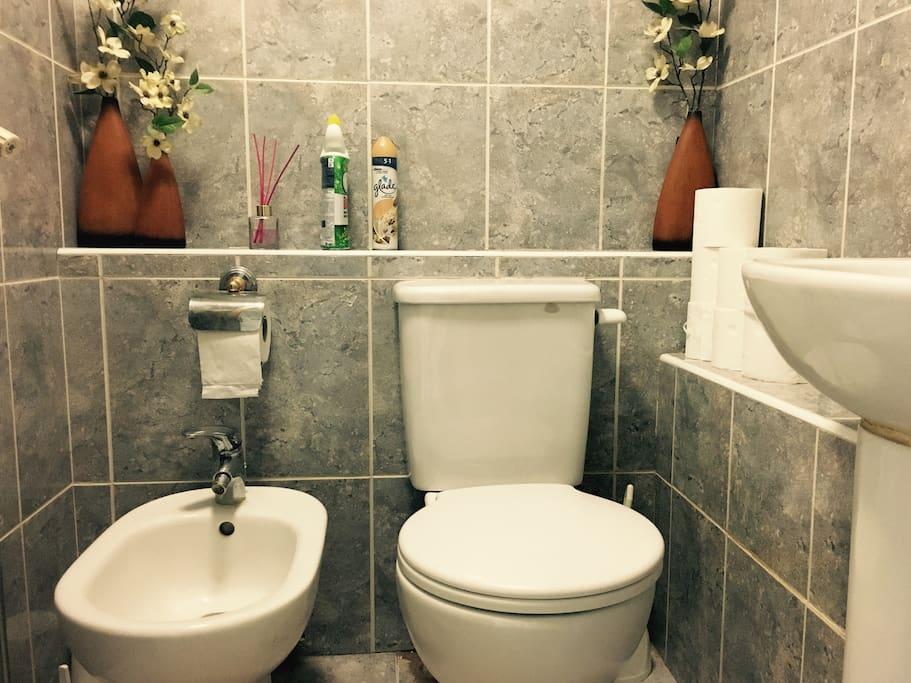 Toilet - WC + Bidet