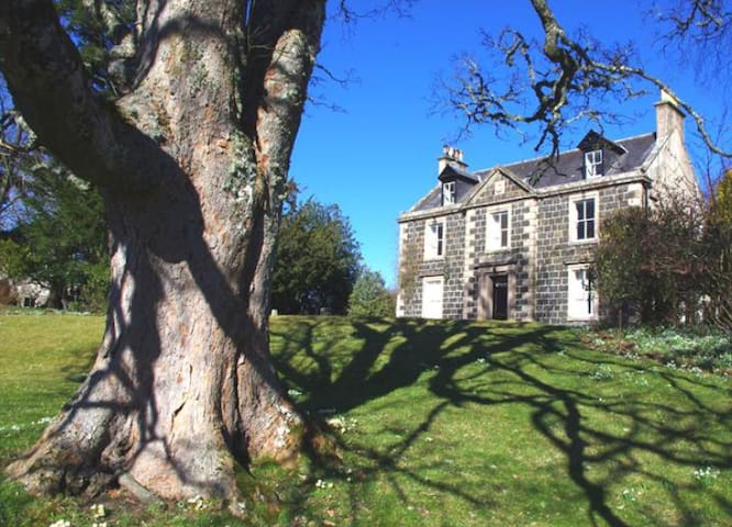 Scottish Country House (Eilid Room)