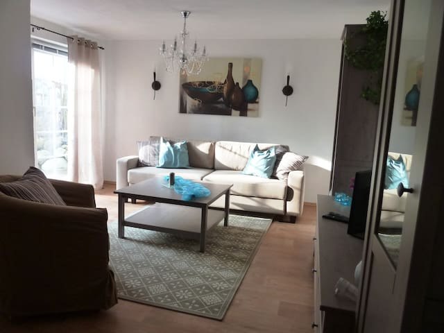 Wohnung Albatros - Dahme - Huoneisto