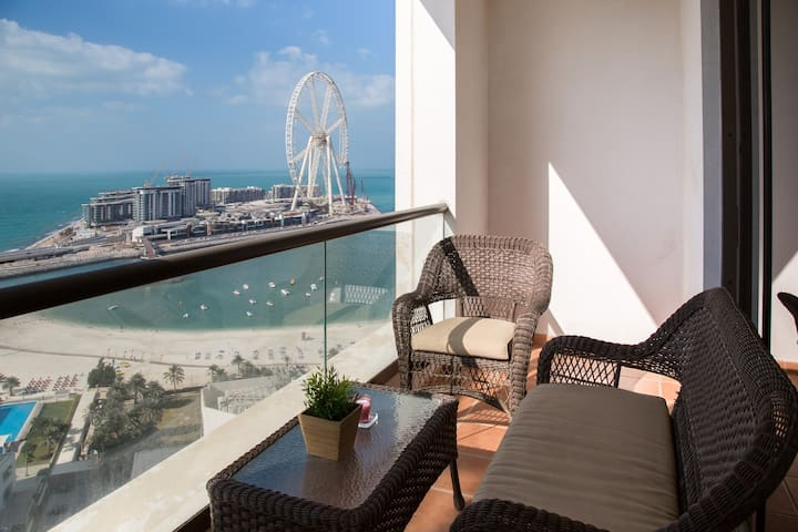 Unique Duplex Penthouse in JBR, Amazing Sea Views