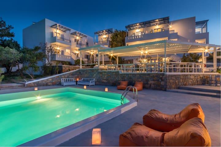 Milatos Village agrotourism hotel-Elea's flat