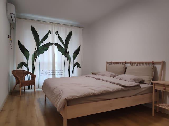 【智阁】loft,市中心的花园洋房,位于万博和火车站之间。