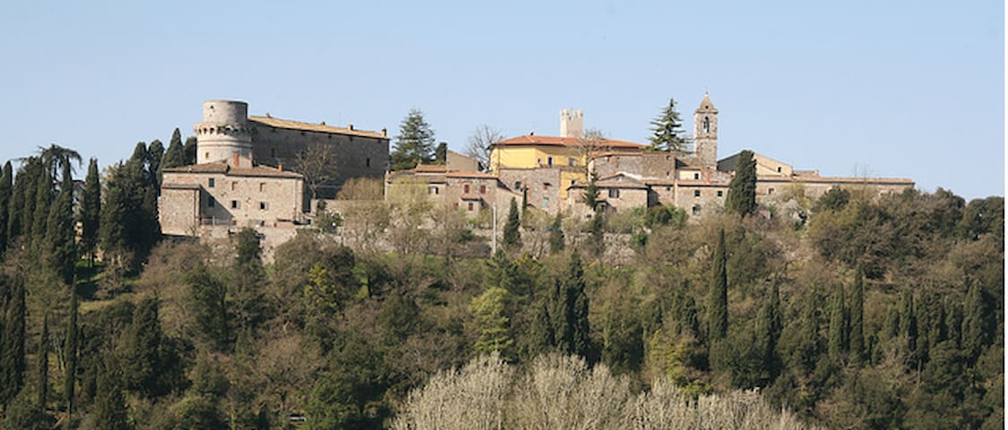 Casa Trequanda--your Tuscan holiday - Trequanda - Pis