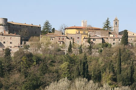 Casa Trequanda--your Tuscan holiday - Trequanda - Pis
