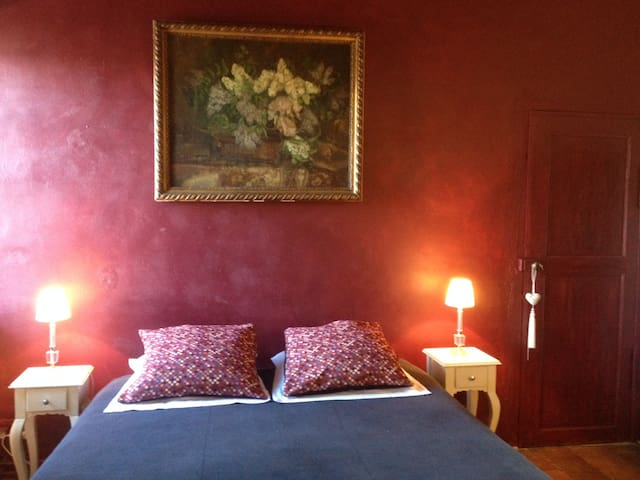 Chateau Petit Sonnailler, 'wineyard - Aurons - Bed & Breakfast