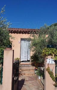 maison au calme Côte d Azur - Rumah