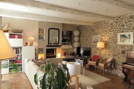 Grande maison familiale au coeur d'un village - Cazouls-lès-Béziers