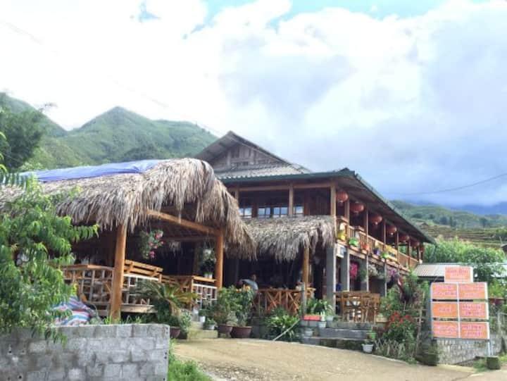 Anh Đức Homestay, Ta Van village, Sapa, Vietnam