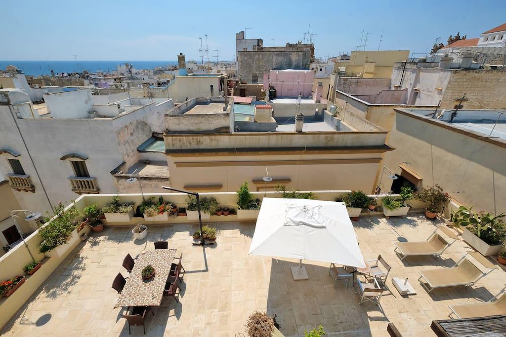 Casa Nelly, nel centro storico di Gallipoli