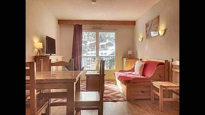 Appartement T3 Saint Gervais Mont-Blanc