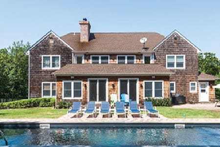 Classic 5 Bedroom Sag Harbor Villa - Sag Harbor