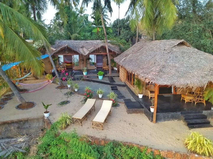 Private sanctuary close to Patnem beach
