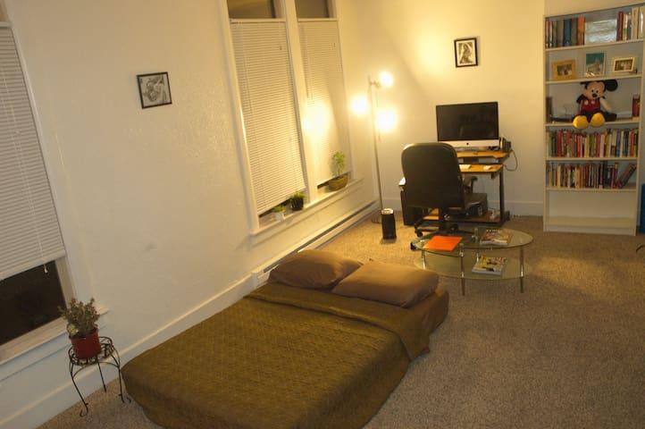 Seattle's cozy place - Kent - Apartamento